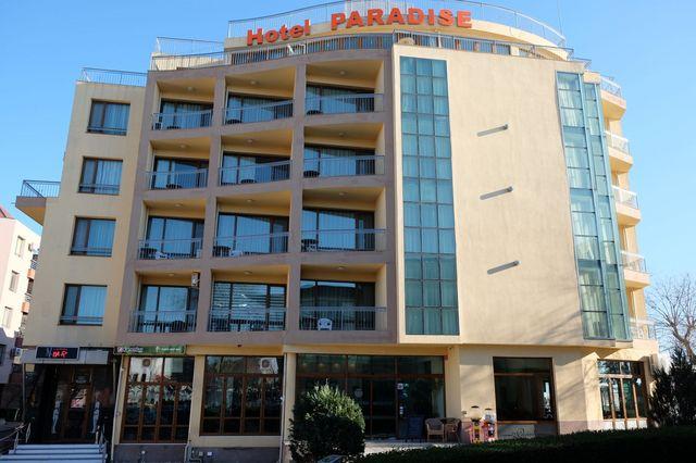 Отель Парадайс